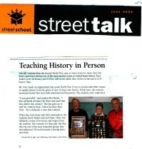 Paulstreettalkschool