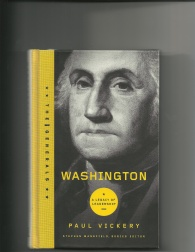 Washington by Paul Vickery (ORU)