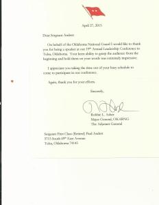 nationalguard thank U letter 2015